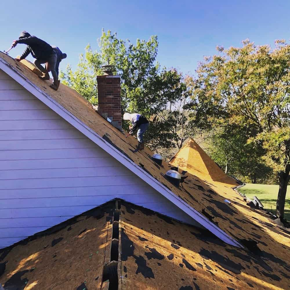 Residential Roof Repair Company