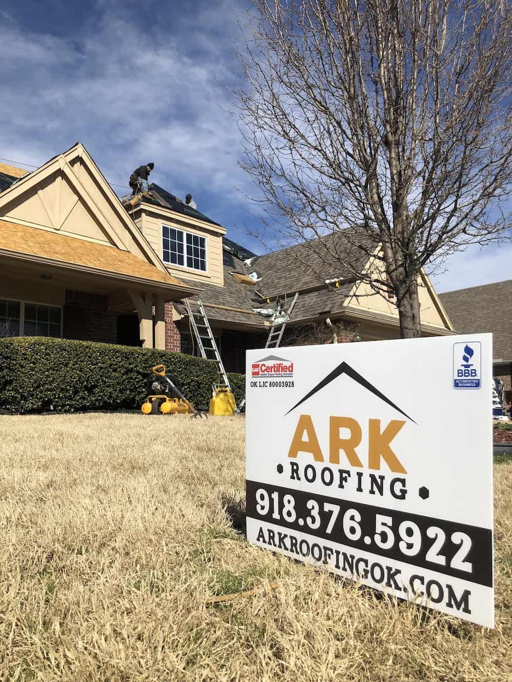 Residential Roof Repair Company